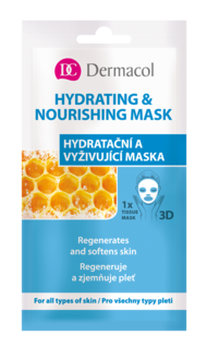 Tissue Hydrating and Nourishing Mask