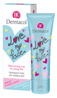 Love my face Moisturizing care for young skin