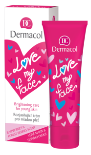 Love my face Brightening care for young skin