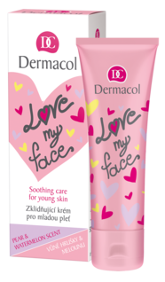 Love my face Soothing care for young skin