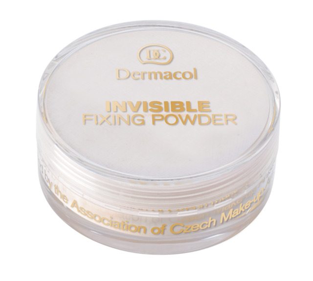 Invisible Fixing Powder Banana